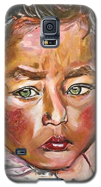 Heal The World Galaxy S5 Case by Belinda Low