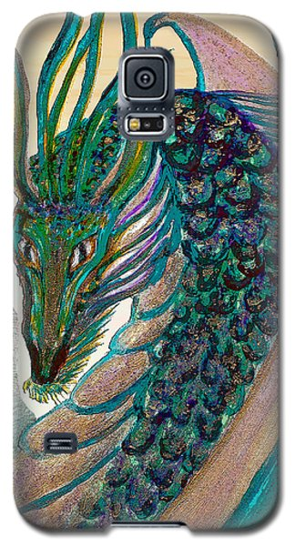Healing Dragon Galaxy S5 Case