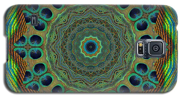 Healing Mandala 19 Galaxy S5 Case by Bell And Todd
