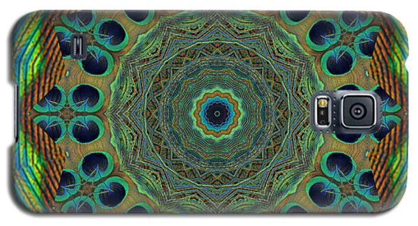 Healing Mandala 19 Galaxy S5 Case