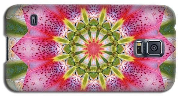 Healing Mandala 25 Galaxy S5 Case