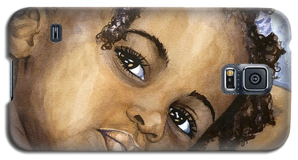 Nigerian Eyes Galaxy S5 Case