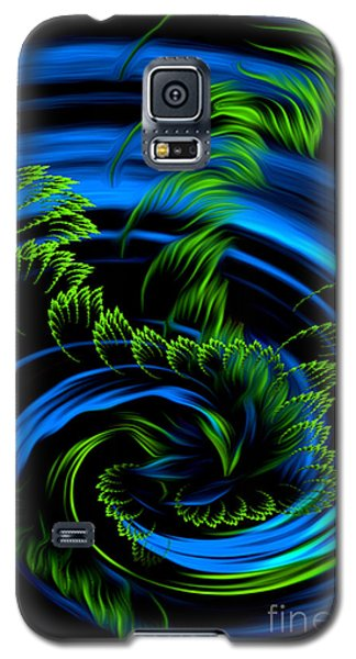 Healing Vortex - Abstract Spiritual Art By Giada Rossi Galaxy S5 Case