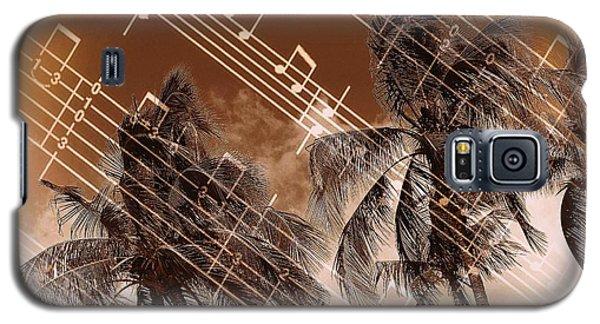 Hear The Music Galaxy S5 Case by Athala Carole Bruckner