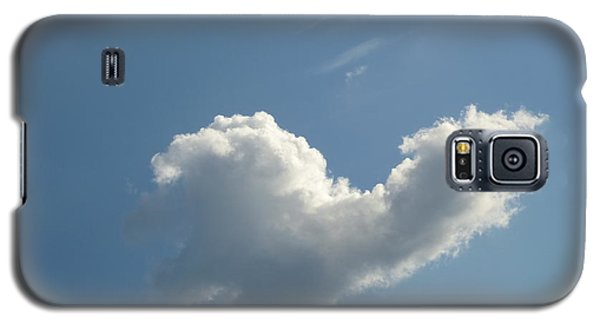 Heart Cloud Sedona Galaxy S5 Case