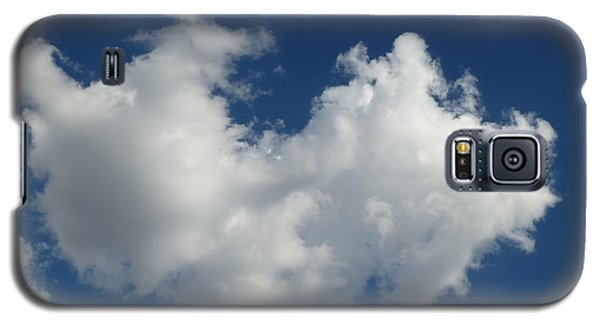 Heart Clouds Bell Rock Vortex Galaxy S5 Case