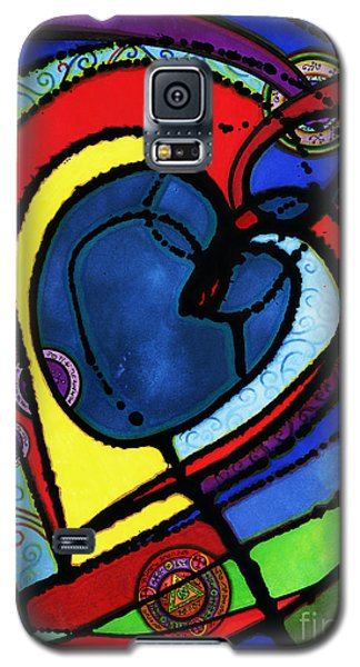 Heart II  Galaxy S5 Case