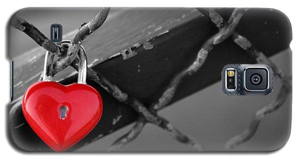 Heart Lock Galaxy S5 Case