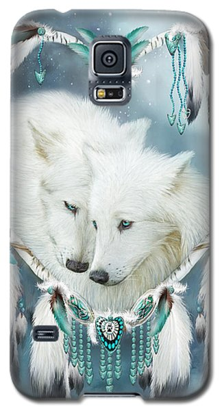Heart Of A Wolf Galaxy S5 Case