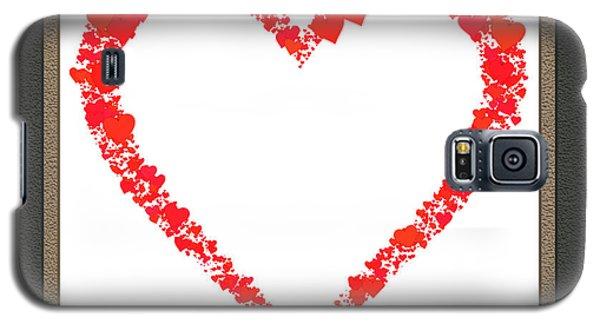 Heart Of Hearts II... Galaxy S5 Case