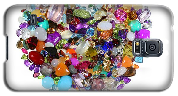 Heart Of Jewels Galaxy S5 Case