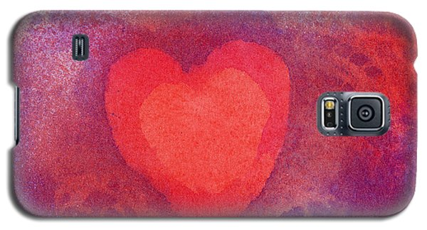 Heart Of Love Galaxy S5 Case