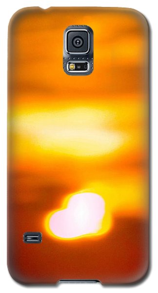 Heart Of The Day Galaxy S5 Case