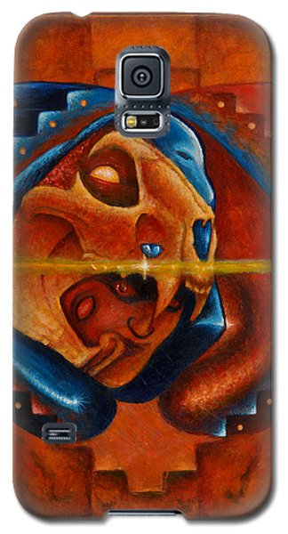 Heart Of The Jaguar Priest Galaxy S5 Case