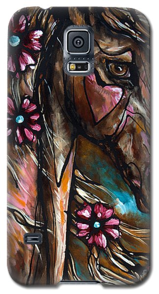 Heart Of The Matter Galaxy S5 Case