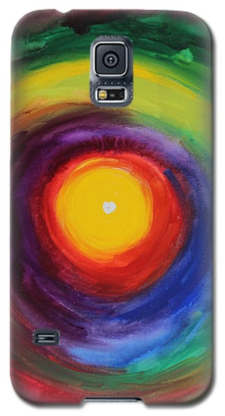 Heart Opening Galaxy S5 Case