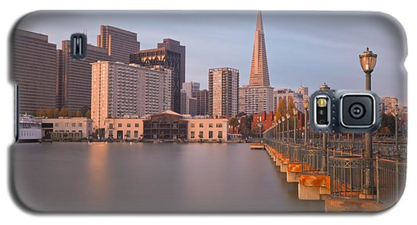 Galaxy S5 Case featuring the photograph Heart San Francisco by Jonathan Nguyen