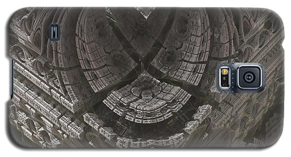 Science Fiction Galaxy S5 Case - Heart-shaped Mandelbox by Jacob Bettany