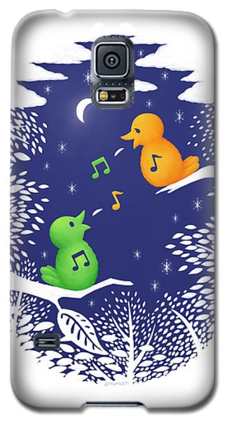 Heart Song Galaxy S5 Case