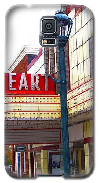 Heart Theatre Effingham Illinois  Galaxy S5 Case