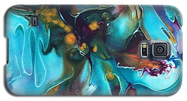 Heart Throb Galaxy S5 Case by Pat Purdy