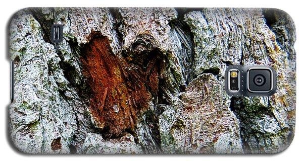 Heart Wood Galaxy S5 Case by Joy Hardee