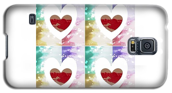 Heartful Galaxy S5 Case