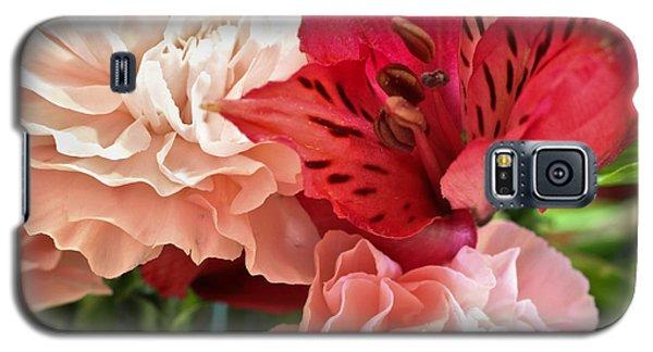 Heart's A Flutter Galaxy S5 Case by Julie Andel
