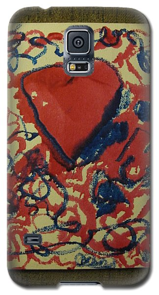 Hearts Entwined Galaxy S5 Case by Lawrence Christopher