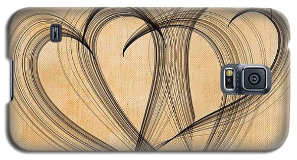 Hearts Of Plenty Galaxy S5 Case