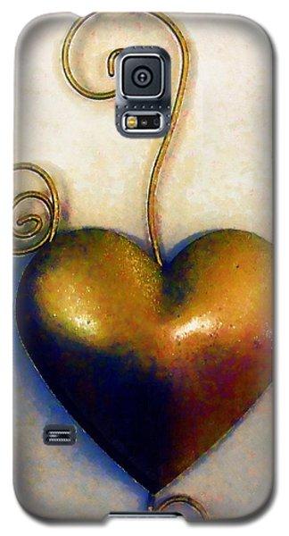 Heartswirls Galaxy S5 Case