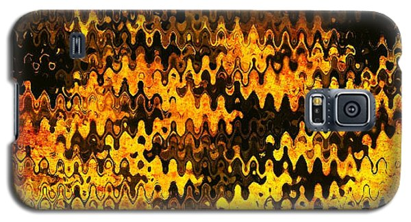 Galaxy S5 Case featuring the photograph Heat by Anita Lewis