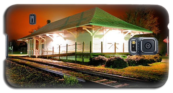 Heath Springs Depot Galaxy S5 Case