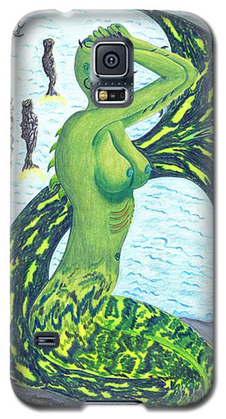 Heaven And The Sea. Galaxy S5 Case by Kenneth Clarke