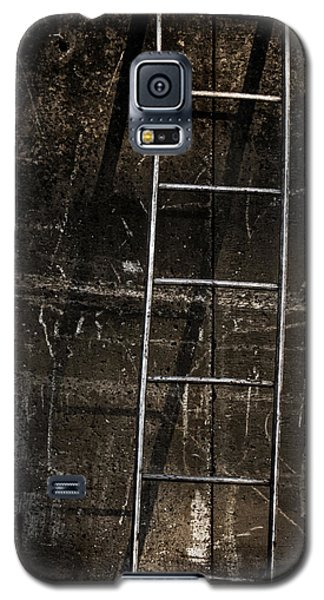 Heaven Or Hell Galaxy S5 Case by Odd Jeppesen
