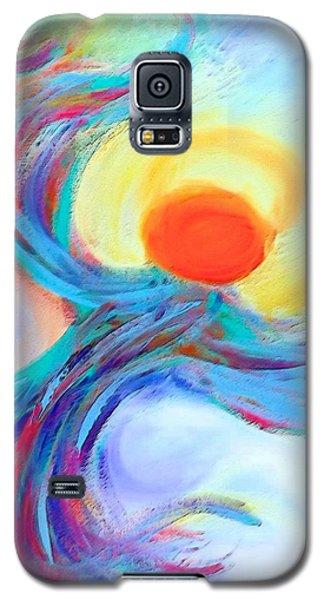 Heaven Sent Digital Art Painting Galaxy S5 Case