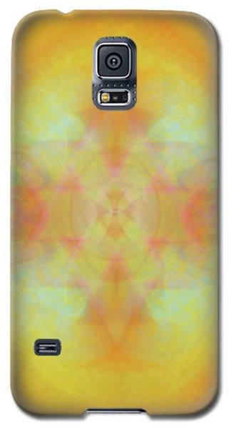 Heavenly Cross Galaxy S5 Case
