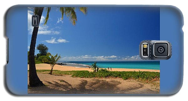 Heavenly Haena Beach Galaxy S5 Case