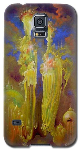 Heavenly Kingdom Galaxy S5 Case by Alexa Szlavics