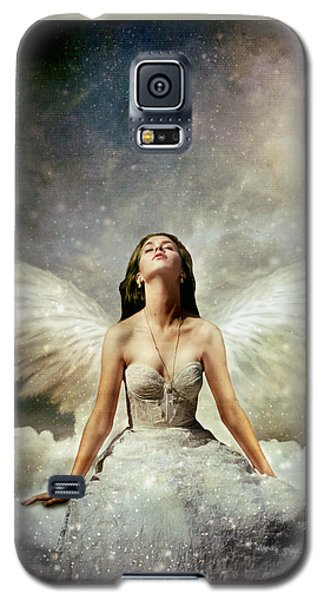 Heavenly Galaxy S5 Case by Linda Lees