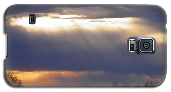 Heavenly Sunset Galaxy S5 Case