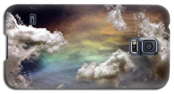 Galaxy S5 Case featuring the photograph Heaven's Gate by Mitch Shindelbower