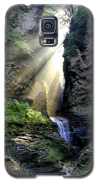Heaven's Light In Watkins Glen Galaxy S5 Case