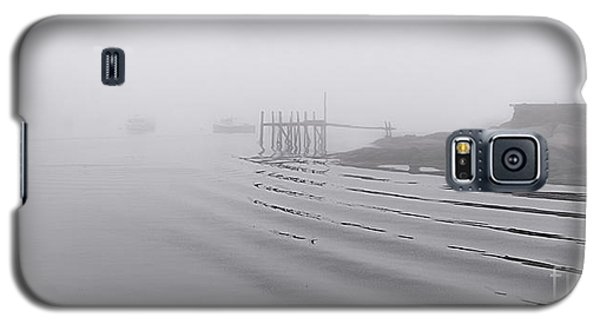 Heavy Fog And Gentle Ripples Galaxy S5 Case by Marty Saccone