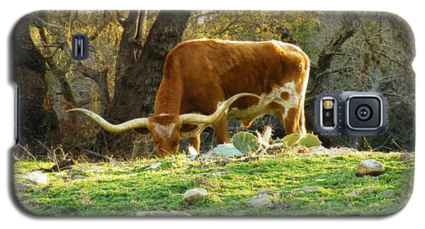 Heavy Horns Galaxy S5 Case by Joe Jake Pratt