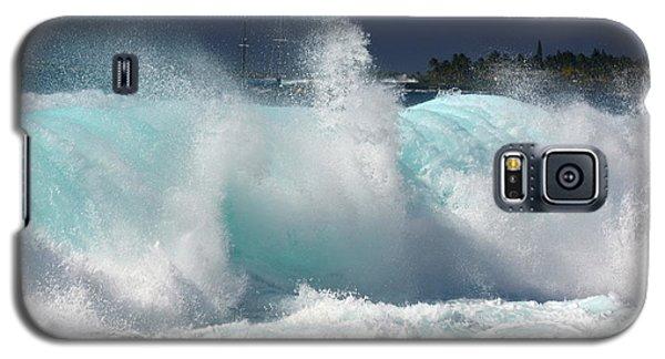 Heavy Surf Galaxy S5 Case