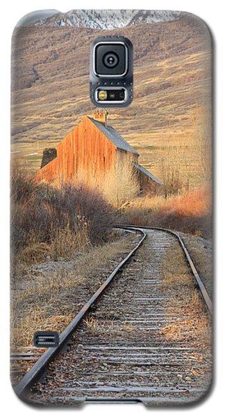 Heber Valley Railroad Galaxy S5 Case