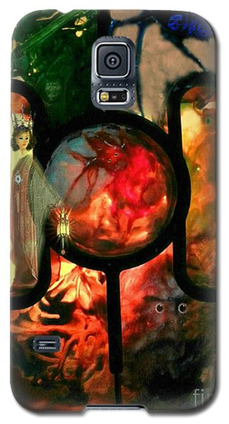 Hecate- Queen Of The Crossroads And Underworld Galaxy S5 Case
