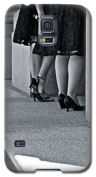 Heels And Lace Galaxy S5 Case