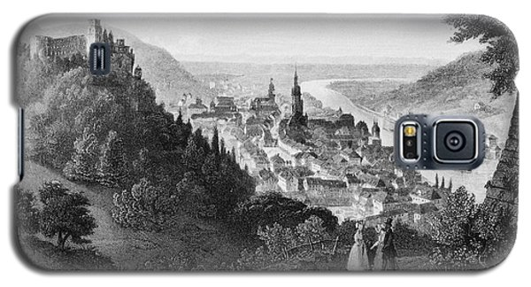 Heidelberg Etching Galaxy S5 Case